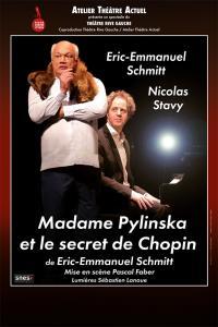 ERIC EMMANUEL SCHMITT DANS MME PYLINSKA